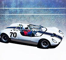 1966 MRC Lotus T23 by Stuart Row
