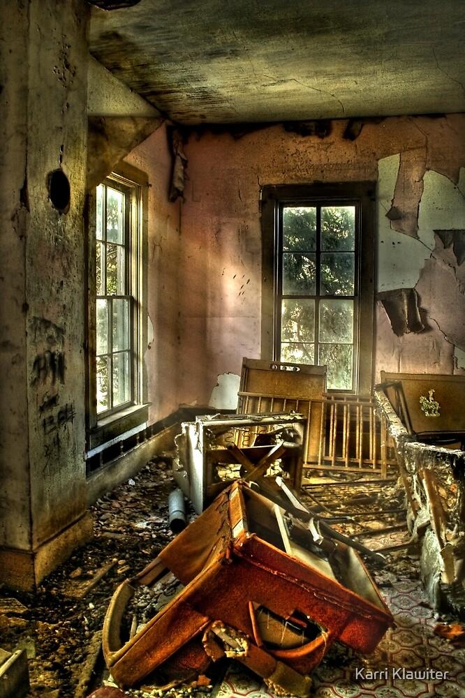And the Light Still Shines by Karri Klawiter