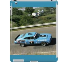 Ford Falcon Hardtop @ Mount Panorama,Australia 1978 iPad Case/Skin
