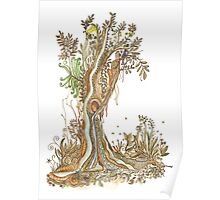 Tree of Life #15 - Brooloo Dreaming Poster