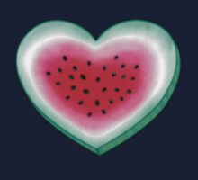 Summer Love - Watermelon Heart Kids Clothes