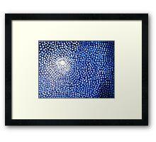 Night sky 2 Framed Print