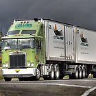 Collins Transport K104 B-Double. by Michael Smith