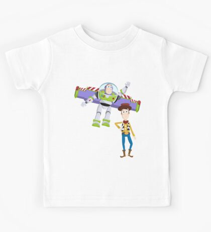 Buzz and Woody Kids Tee