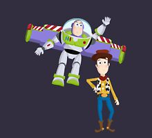 Buzz and Woody Unisex T-Shirt
