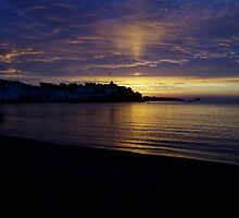 sunrise cadaques by xevicabarrocas
