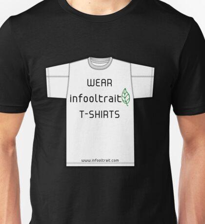 Wear infooltrait t-shirts T-Shirt