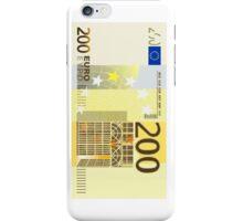 200 Euro Note iPhone Case/Skin