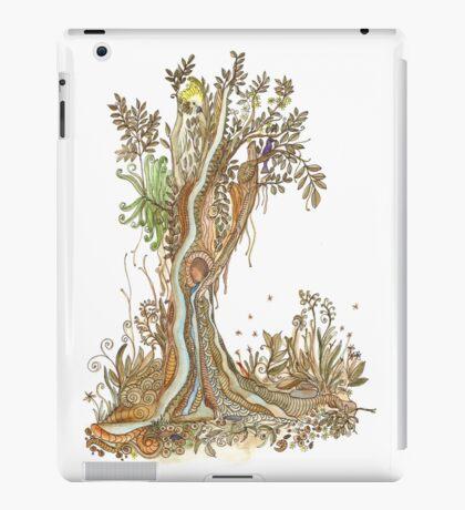 Tree of Life #15 - Brooloo Dreaming iPad Case/Skin
