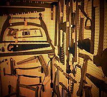 Farm Tools by Gene Cyr