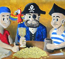 Pirates by Wintoons