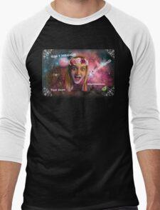 COME TO BRAZIL Men's Baseball ¾ T-Shirt