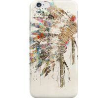 Native Headdress iPhone Case/Skin
