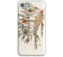 Native Headdress iPhone Case/Skin