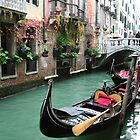 Gondola at The Restaurant by Donna Corless