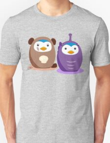 N°1 & N°2 - Disguise Team Unisex T-Shirt