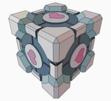 companion cube by PharisaicalJesu