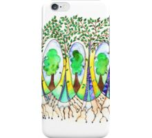 Forest for the Leaves iPhone Case/Skin