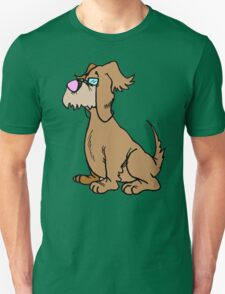 Dog In Glasses T-Shirt
