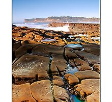 Avoca Beach by Kirk  Hille