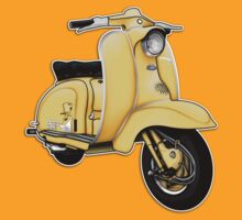 TV 175 Series 1 Scooter Design by Anthony Armstrong