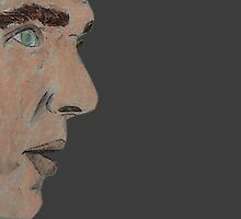 Benedict Cumberbatch by rlu1