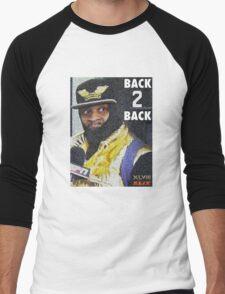 BEAST MODE BACK 2 BACK Men's Baseball ¾ T-Shirt