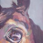 horse eye by emma schmitt