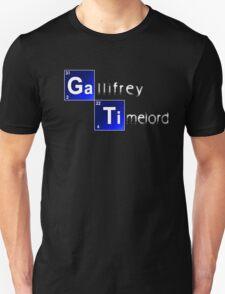 Gallifrey Timelord - Whovian fan T shirt T-Shirt