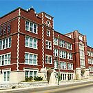 Old Stivers High School by jpryce