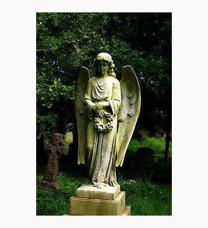 Guardian Angel Photographic Print