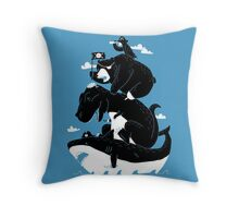 Best Pirates Throw Pillow