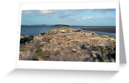 To Cramond Island by Andrew Ness - www.nessphotography.com