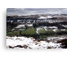 Farndale - North Yorks Moors Canvas Print