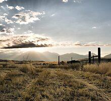 Montana Sun Rise by Bryan Peterson