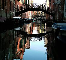 Venetian Delight by Donna Corless