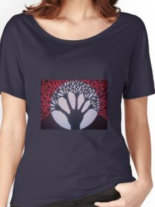 Tree of Life & Death Women's Relaxed Fit T-Shirt