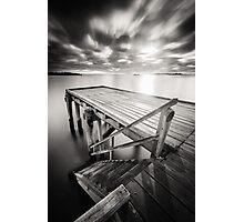 Horseshoe Bay Jetty Photographic Print
