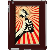 Coffee Revolution! iPad Case/Skin