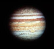 Shrouded Jupiter by Taylar W.Smith