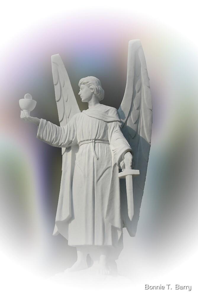 St. Michael the Archangel by Bonnie T.  Barry