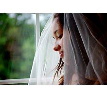 Beautiful Bride!  Photographic Print