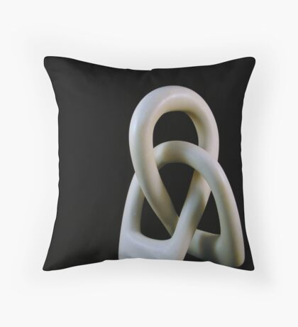 Friendship for ever.... Throw Pillow
