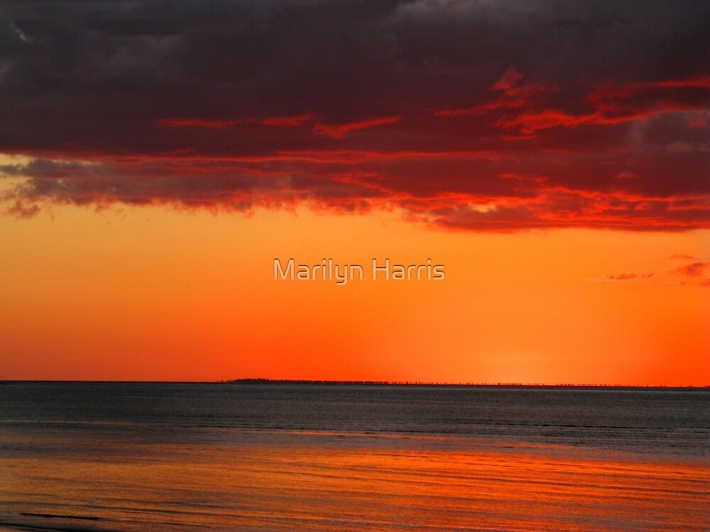 Colours of an Evening Sky by Marilyn Harris