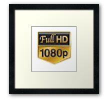 Full HD 1080p Framed Print