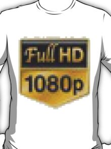 Full HD 1080p T-Shirt
