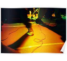 Lomo - the bassplayer Poster