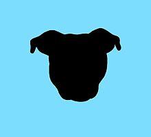 Black Pittie by Savannah Terrell