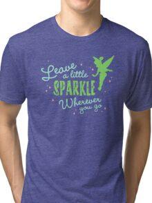 Leave a Little Sparkle Wherever You Go Tri-blend T-Shirt