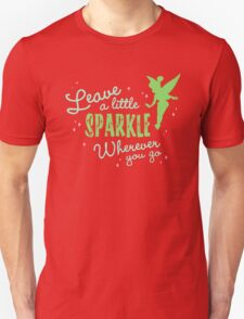 Leave a Little Sparkle Wherever You Go Unisex T-Shirt